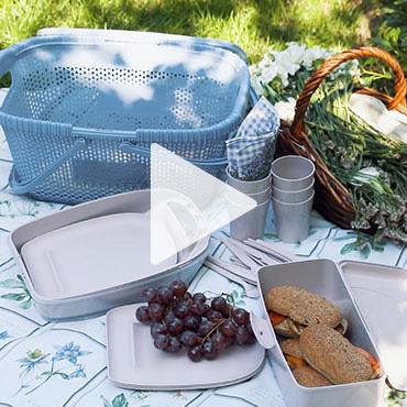 Piknik Keyfini Taçlandıran Pratik Ürünler