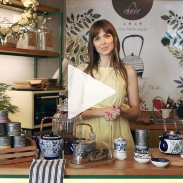 Zeynep Özder ile Chado Çayı Tarifi