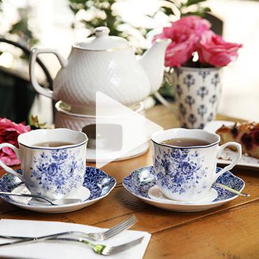 Çay Sohbetlerini Isıtan Demlik