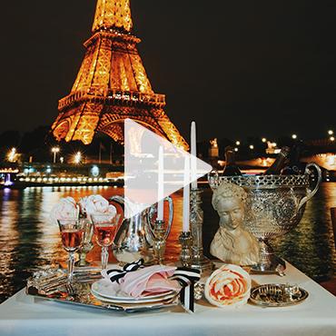 Paris'te Madame Coco ile Göz Alıcı Sunumlar