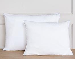 Kanguru Yastık Beyaz 50x70cm + 40x50cm