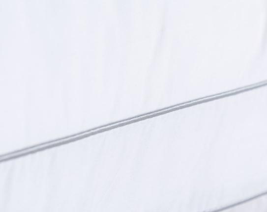 Castres 2'li Kanguru Yastık - Beyaz