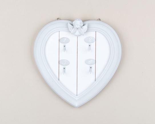 Anahtar Askısı Kalp