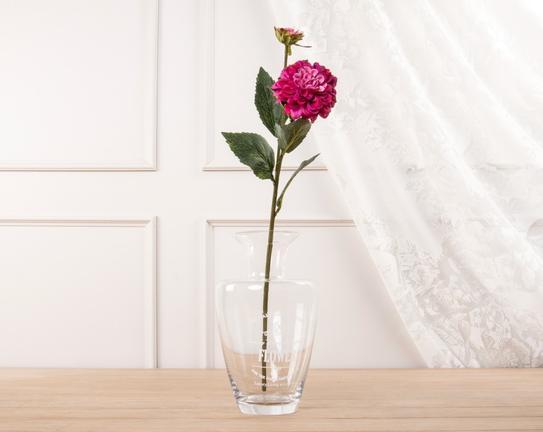 Dekoratif Yapay Çiçek Yıldız Çiçeği 46cm