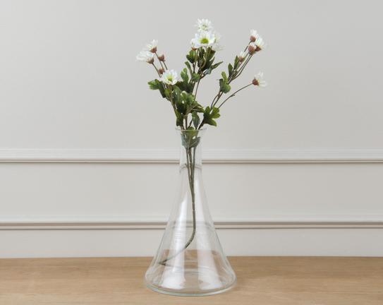 Dekoratif Yapay Çiçek Papatya 50cm