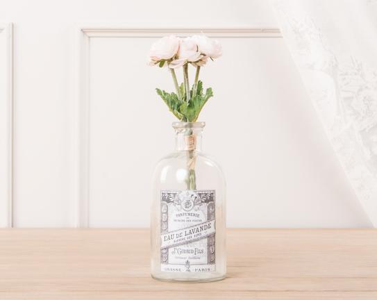 Dekoratif Yapay Çiçek Düğün Çiçeği 21cm
