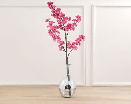 Dekoratif Yapay Çiçek Şeftali Çiçeği 107cm