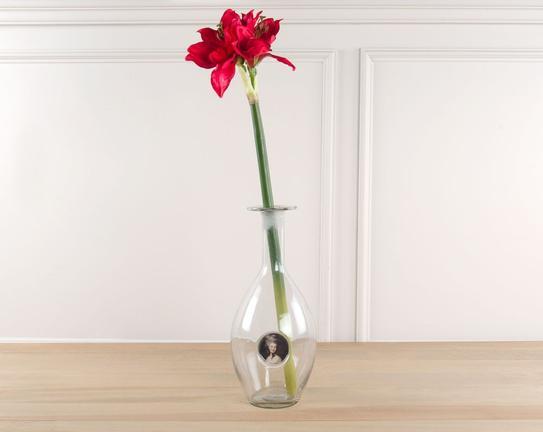 Dekoratif Yapay Çiçek Nergis Zambağı 24cm