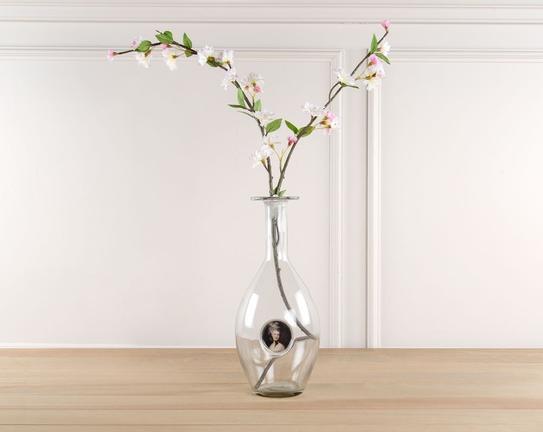 Dekoratif Yapay Çiçek Şeftali Çiçeği 90cm