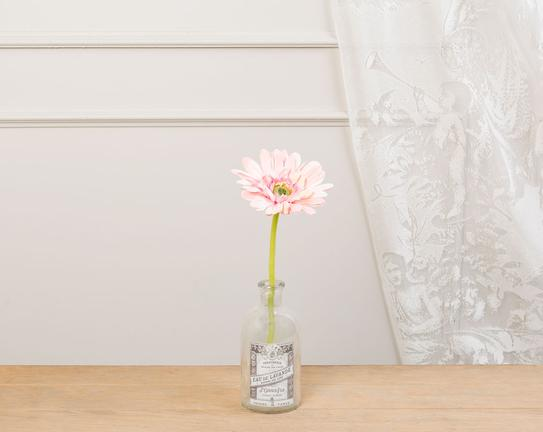 Dekoratif Yapay Çiçek - Açık Pembe Gerbera