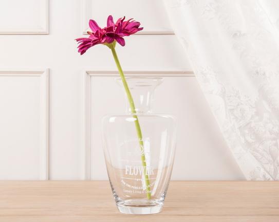 Dekoratif Yapay Çiçek Pembe Gerbera 30cm