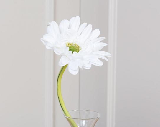 Dekoratif Yapay Çiçek Gerbera 43cm
