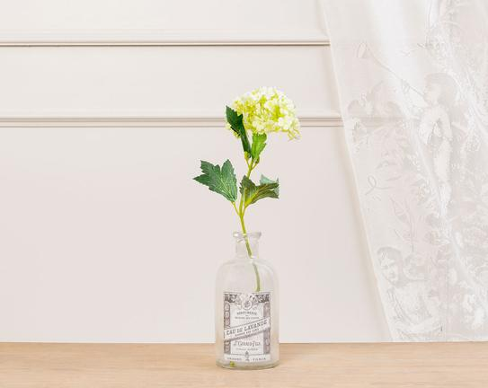 Dekoratif Yapay Çiçek Kartopu Çiçeği 36cm