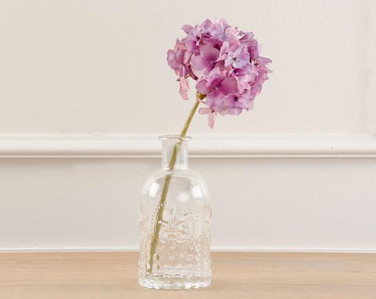 Dekoratif Yapay Çiçek Pembe Ortanca
