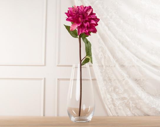 Dekoratif Yapay Çiçek Yıldız Çiçeği 60cm