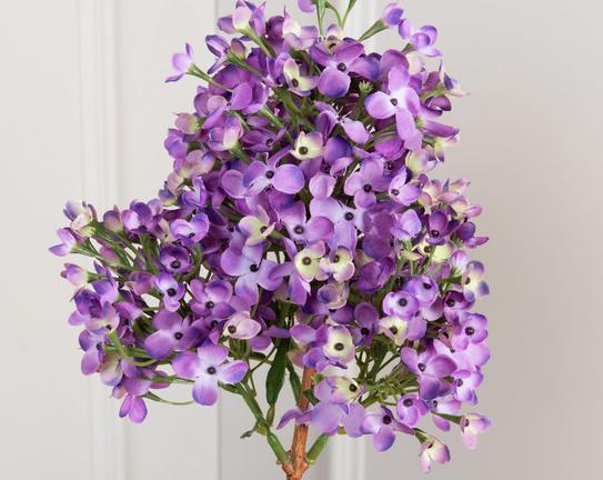 Dekoratif Yapay Çiçek Leylak 87cm
