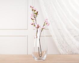 Dekoratif Yapay Çiçek Şeftali Çiçeği 72cm