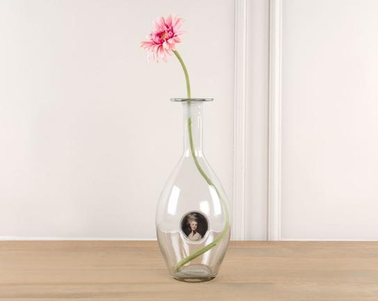 Dekoratif Yapay Çiçek - Pembe Gerbera