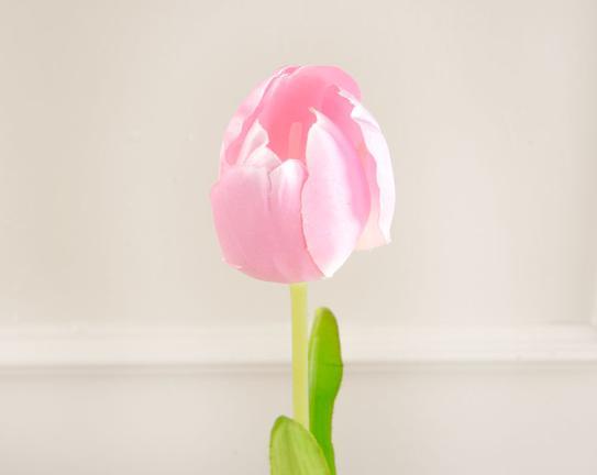 Dekoratif Yapay Çiçek Lale 43cm