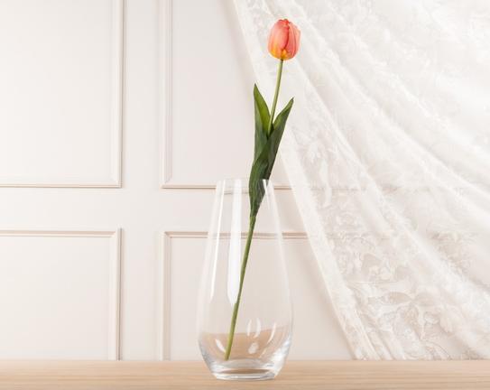 Dekoratif Yapay Çiçek Lale 54cm
