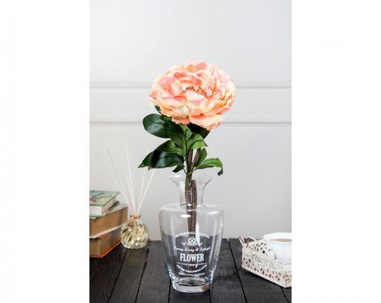 Dekoratif Yapay Çiçek - Pudra Şakayık