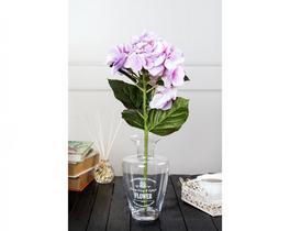 Dekoratif Yapay Çiçek Mor Ortanca 102cm