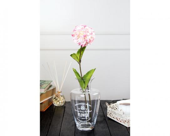 Dekoratif Yapay Çiçek Pembe İlkbahar Çiçeği 75cm