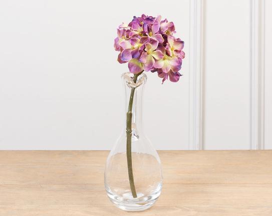 Dekoratif Yapay Çiçek Ortanca 24cm