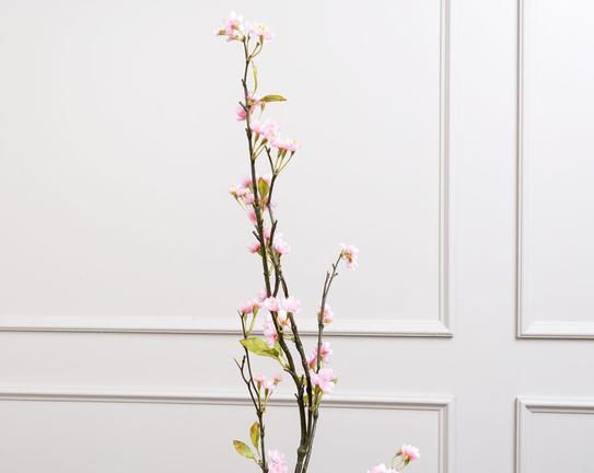 Dekoratif Yapay Çiçek Erik Çiçeği 97cm