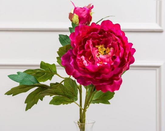 Dekoratif Yapay Çiçek Şakayık