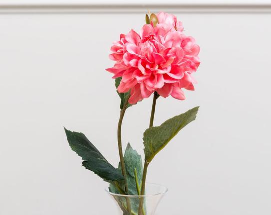 Dekoratif Yapay Çiçek Yıldız Çiçeği 21cm