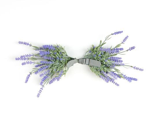 Dekoratif Yapay Çiçek Lavanta Çiçeği 40cm