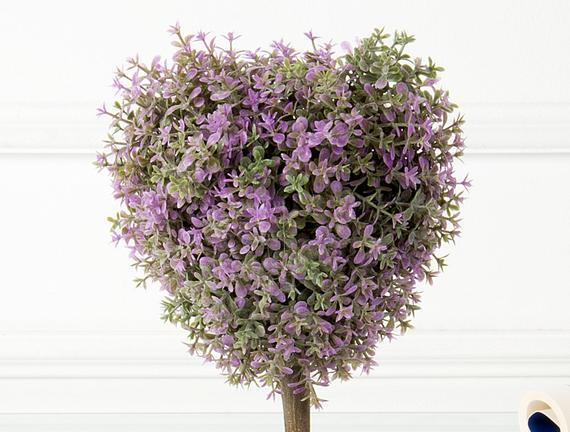Dekoratif Saksılı Bitki 15x7x26cm