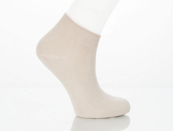 Kadın Patik Çorap - Bej