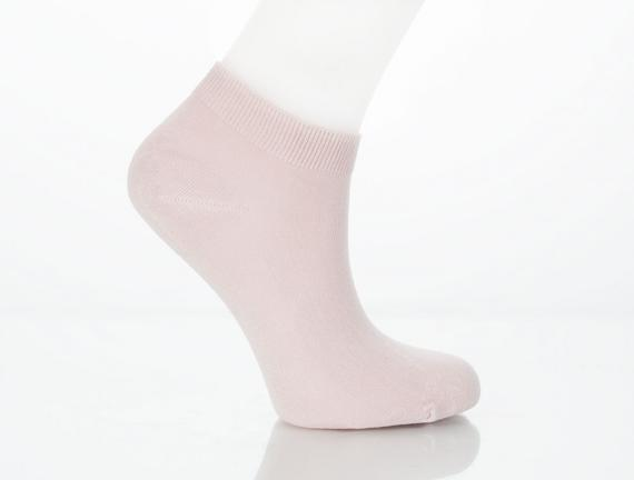 Kadın Patik Çorap - Açık Mürdüm