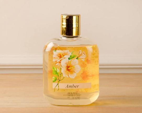 Çiçek Serisi Amber Duş Jeli 300ml