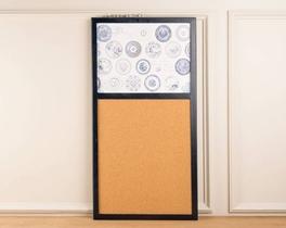 Dekoratif Mantar Pano 31x60cm