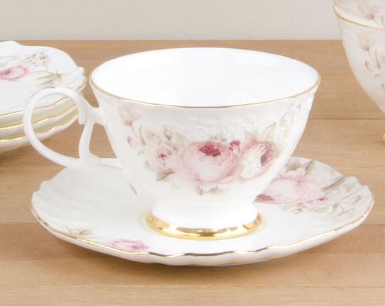 4lü Çay Fincan Takımı