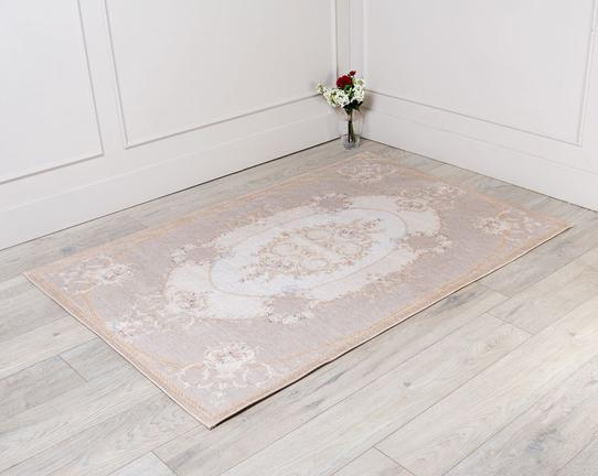 Aubusson Castle Dijital Baskılı Halı - 120x180 cm