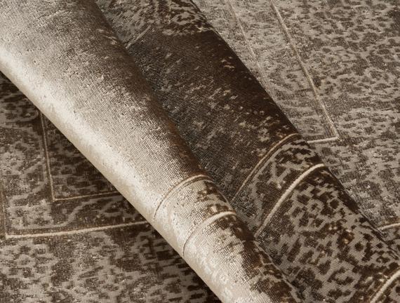 Kadife Halı Vizon 120x180cm