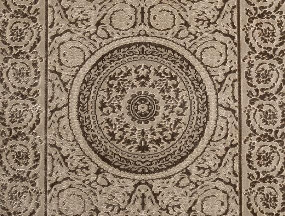 Kadife Halı Vizon 80x250cm