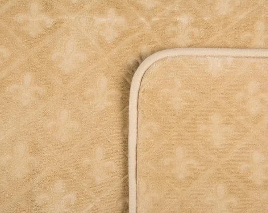 Banyo Paspas Takımı Toprak 60x100cm + 50x60cm