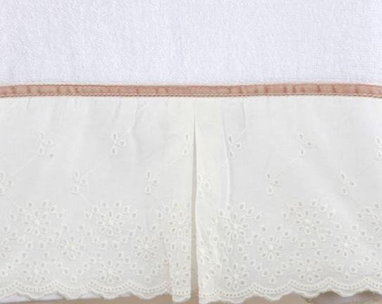Yüz Havlusu 50x76cm - Beyaz