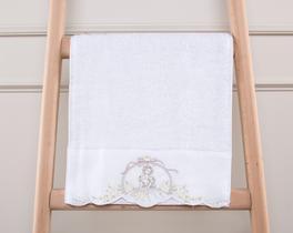 Girl Havlu 30x46cm - Beyaz