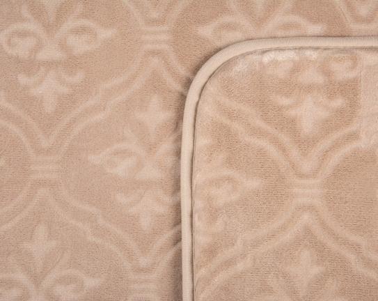 Banyo Paspas Takımı Taş 50x80cm + 45x50cm