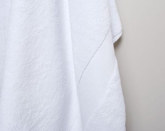 Amerikan Banyo Havlusu - Beyaz