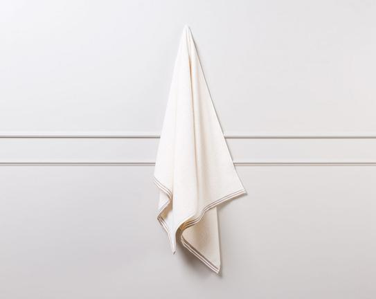 Banyo Havlusu - Ekru / Toprak