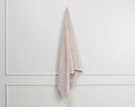 Jakar Baskılı Banyo Havlusu - Taş