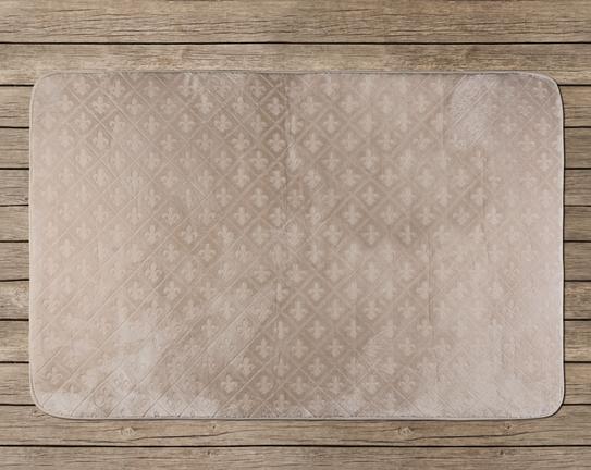Banyo Halısı Desen 1 100x150cm