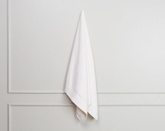 Şönil Banyo Havlusu - Ekru